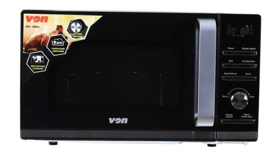Von Hotpoint Microwave