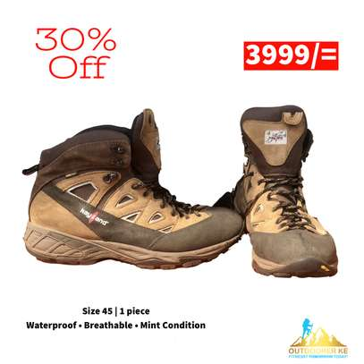 Premium Hiking Boots - Assorted Brands and Sizes