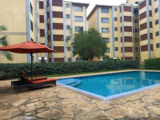 3 bedroom all ensuite apartment with an SQ in Kilimani image 1