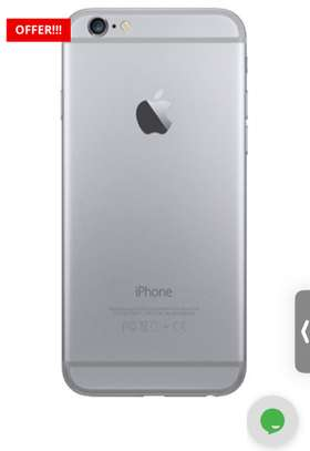 "Apple iPhone 6 64GB Certified Refurbished 1GB RAM 8MP 4.7"" 2 weeks warranty Space Gray image 3"