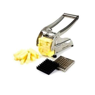Concord Stainless Steel Potato Chipper - stainless steel