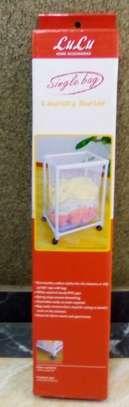 Single laundry sorter image 2