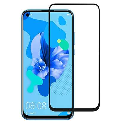 5D HD Clear Tempered Glass Front Screen Protector for Huawei Nova 5T image 2