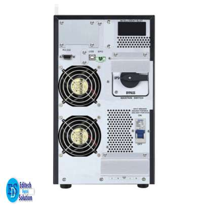 APC Easy UPS On-Line SRV Ext. Runtime 10000VA 230V with External Battery Pack image 2