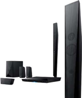 New _Sony Dz 650 home theater system image 1