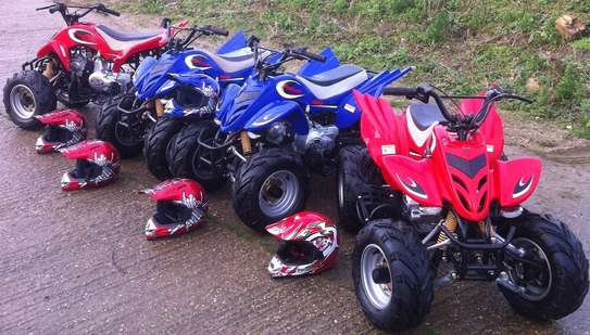 Quad bikes for hire image 3