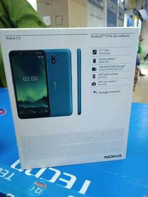 Nokia C2- 16gb 1gb ram 4G network 5mp both cameras image 2
