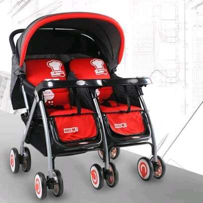 Twin Stroller image 3