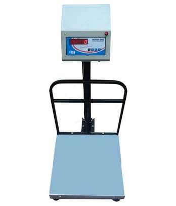 Digital Bench Weighing Machine Capacity 150 Kg image 1