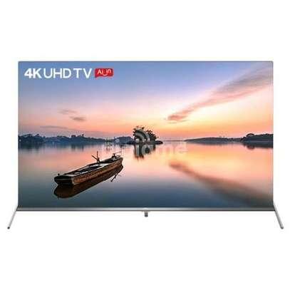 "Vision 65"" FRAMELESS 4K ULTRA HD ANDROID, NETFLIX, E-LED VP-8865KE image 1"