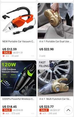 4 in 1 car vacuum cleaner image 4