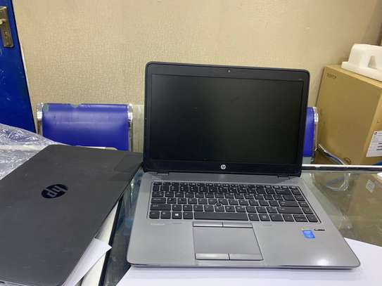 HP EliteBook 840 G2 RESTOKED, one year warranty image 1