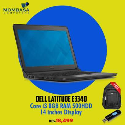 DELL Latitude E3340 Core i3 4GB RAM 320GB HDD