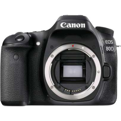 Canon EOS 80D Camera- Body Only image 1