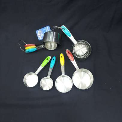 Stainless steel Measuring cup image 1