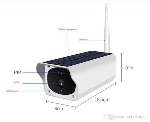camera bullet solar camera image 2