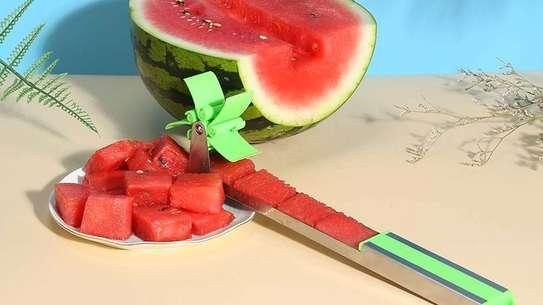 Windmill melon slicer. image 5