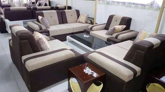 7 seater suede sofas image 2