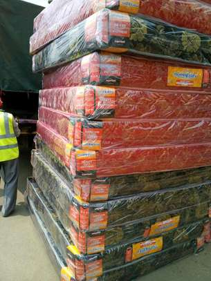 6 by 6 HD Quilted Mattresses(8 thick) in Mombasa. Free Delivery. image 2