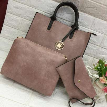 Pure Leather Handbag