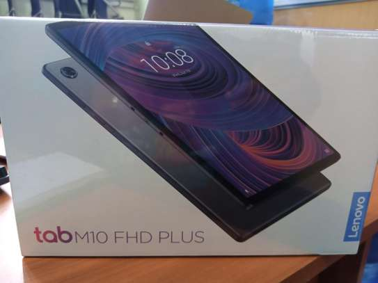 Lenovo Tab M10 Plus 64GB brand new and sealed in a shop image 1
