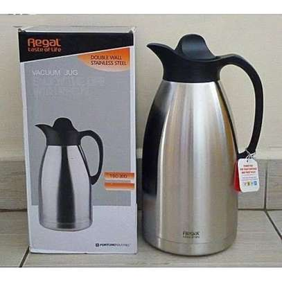 Regal Unbreakable Stainless Steel Flask - 3.0L. image 1