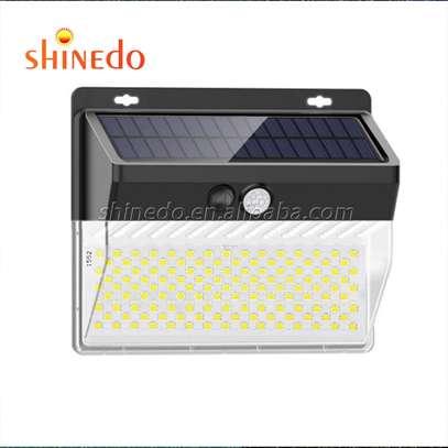 262 LED Solar Motion Sensor Lights Outdoor image 4