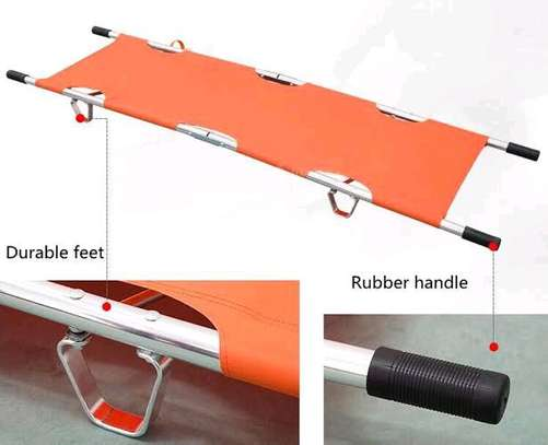 Foldable stretcher image 1