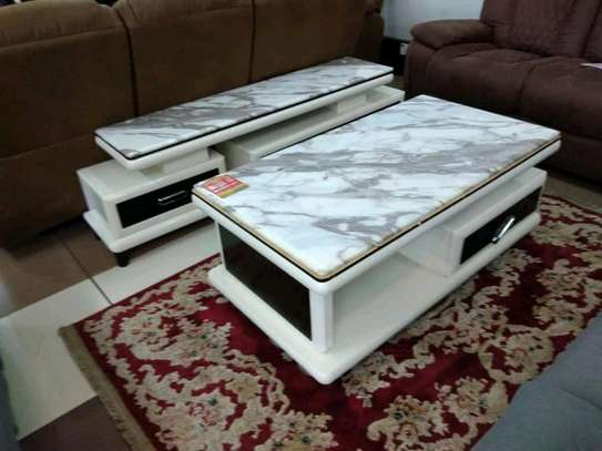 Coffee table&Tv stand image 1