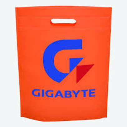 Branding of Non woven bags image 1