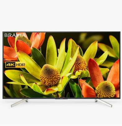 Sony 55inches model 65x9500H 4k UHD HDR Android frameless bluetooth image 1