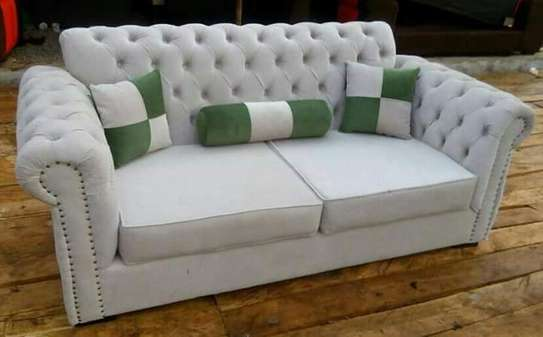 5 Seater Chesterfield Sofa Set. image 5