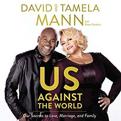 Us Against the World: Our Secrets to Love, Marriage, and Family   Audible Audiobook – U image 1