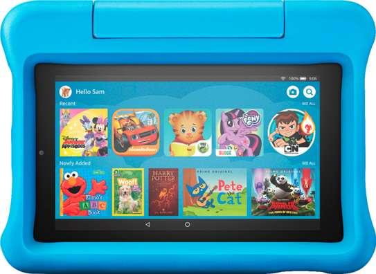 "Amazon Fire 7 Kids Edition Tablet, 7"" Display, 16 GB image 1"