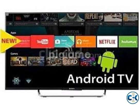 Sony 55 inches Android UHD-4K Smart 55X7500H Smart Digital TVs image 1