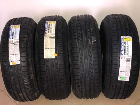 Michelin Total Perfomance Tyres ( 225/70R16 )