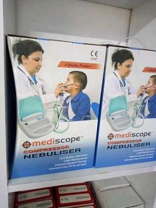 Brand new nebulizer for asthma and allergies medication image 2
