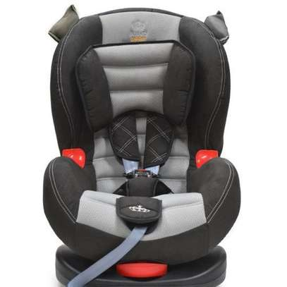 Superior Infant Car Seat - Grey (0-7yrs) image 1
