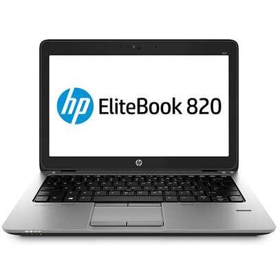 HP Refurbished Elitebook 820 G2 Core I5 4GB 500GB. image 1