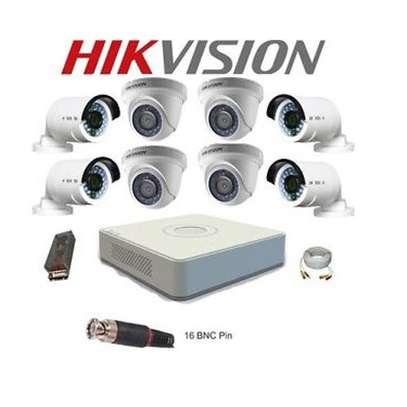8 CHANNEL CCTV image 1