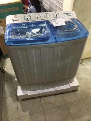 Hisense Washing Machine image 1