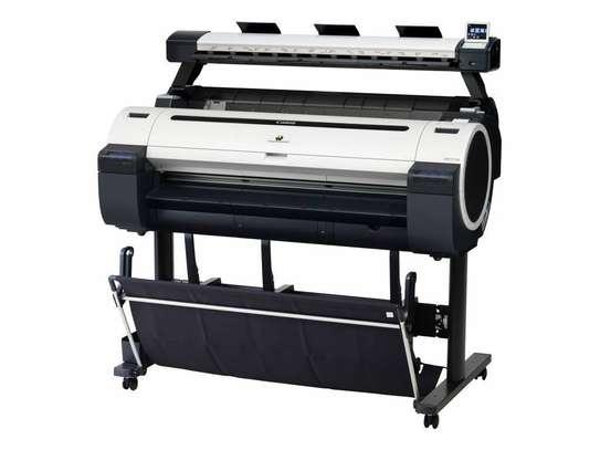 Canon imagePROGRAF iPF770 Large-Format Inkjet Printer image 3