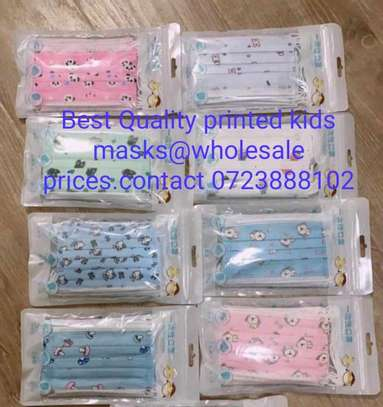 Kids Surgical Masks image 2