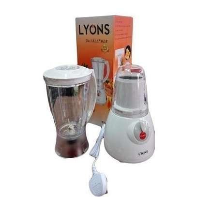 Lyons 2 in 1 Blender with Grinder image 2
