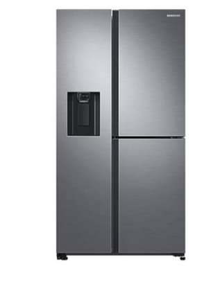 Samsung RS65R5691M9/UT Side By Side Fridge - Silver image 1