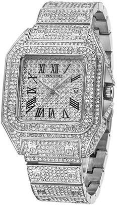 Pin Tim Iced Out Watch image 4