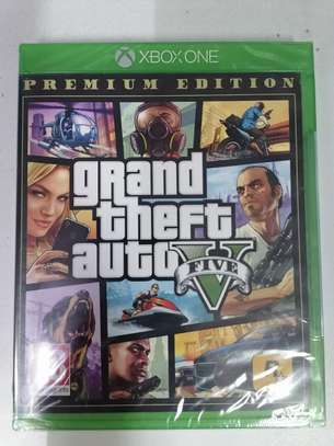 Grand Theft Auto V Xbox One image 1