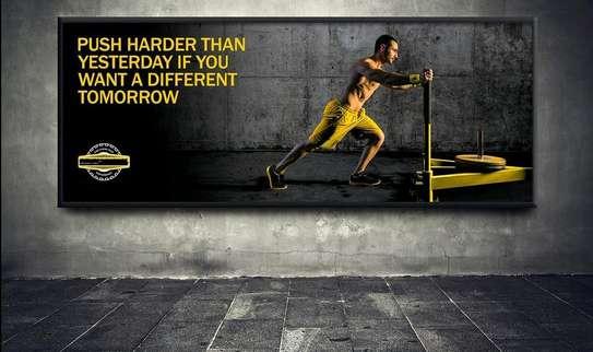 Gym Branding image 2