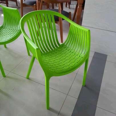Heavy Duty Plastic Chair image 1