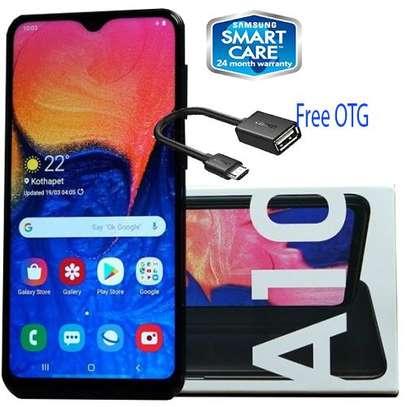 "Samsung Galaxy A10S, 6.2"", ROM,32 GB + 2 GB, (Dual SIM) image 1"